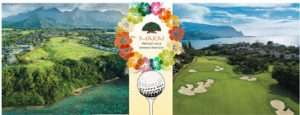 Golf on Kauai, Play Jurassic Park Park Country Club