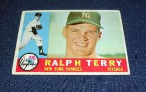 Ralph Terry – Baseball and Golf