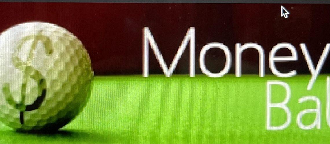 Money Ball GolfTales RJSmiley