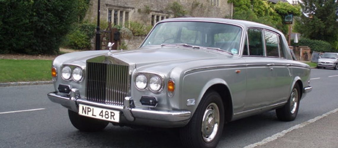 Rolls-Royce GolfTales RJSmiley
