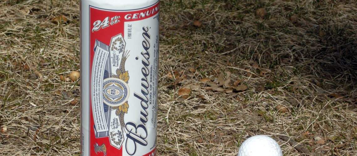 Shocker's Beer GolfTales RJSmiley
