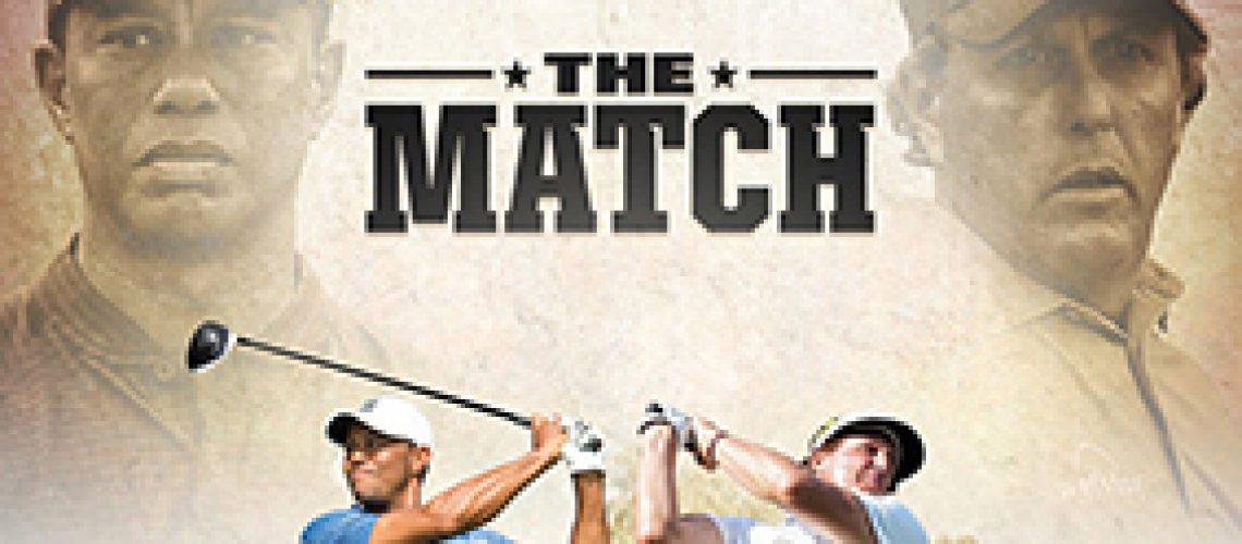 The Match Tiger:Phil GolfTales RJSmiley