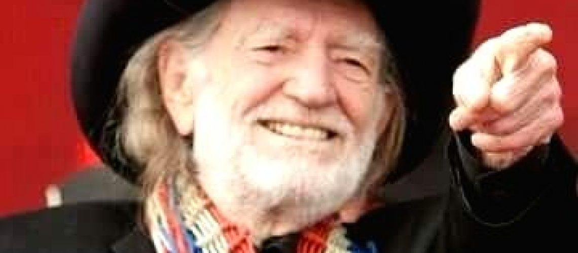 Willie Nelson GolfTales RJSmiley
